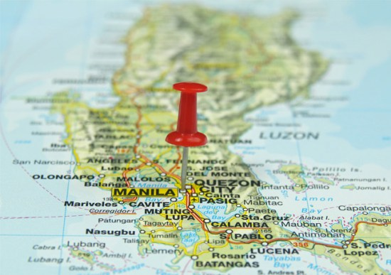 Why Outsource German Call Center Solutions To The Philippines - Philippines time zone map