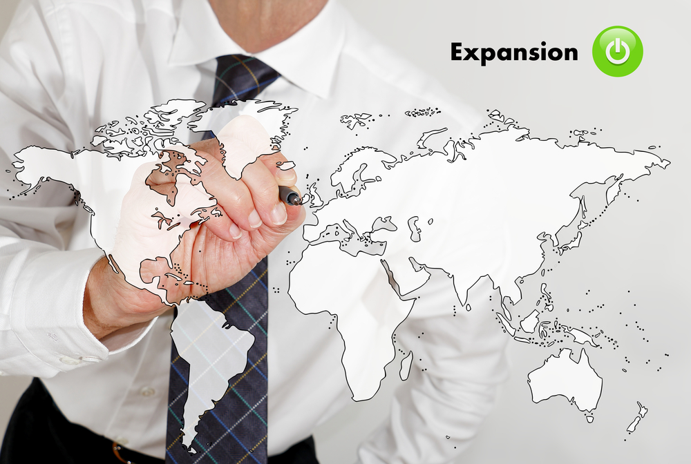 diebold's international expansion Business expansion: expansion strategies page tools: print seven ways to expand: from this is obviously the easiest and most risk-free way to expand this tactic may require a bigger location.